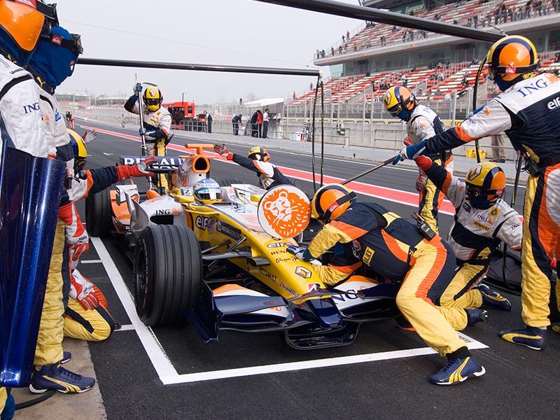 Tagliando Racing